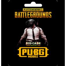 PUBG 3850 UC