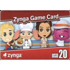 زينجا كارد 20 دولار
